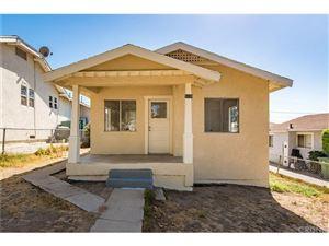 Photo of 3120 CHAUCER Street, Cypress Park, CA 90065 (MLS # SR18249524)