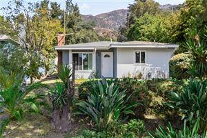 Photo of 945 PARKMAN, Altadena, CA 91001 (MLS # SR19212525)