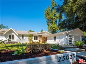 Tiny photo for 23023 GAINFORD Street, Woodland Hills, CA 91364 (MLS # 19498526)