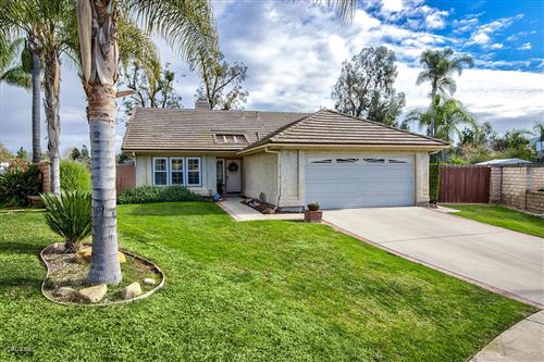 Photo of 5585 BUTTERFIELD Street, Camarillo, CA 93012 (MLS # 219014526)
