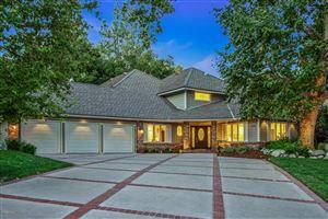 Photo of 1562 FAIRMOUNT Road, Westlake Village, CA 91362 (MLS # 218009527)