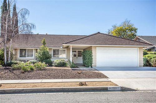Photo of 6368 TAMARIND Street, Oak Park, CA 91377 (MLS # 220002527)