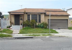 Photo of 10717 South BUDLONG Avenue, Los Angeles , CA 90044 (MLS # SR18089527)