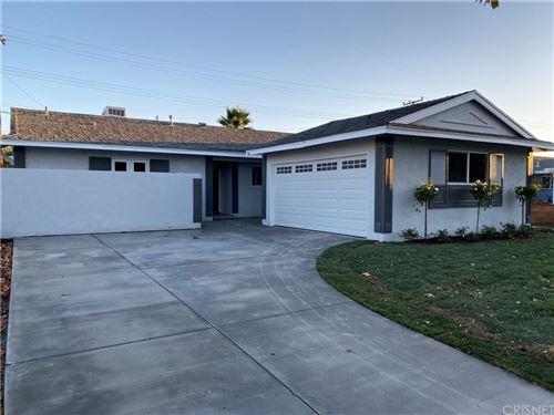 Photo of 22056 ALAMOGORDO Road, Saugus, CA 91350 (MLS # SR19266527)