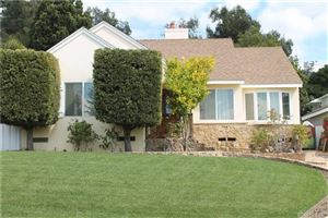 Photo of 704 VIEW Drive, Burbank, CA 91501 (MLS # SR19238528)