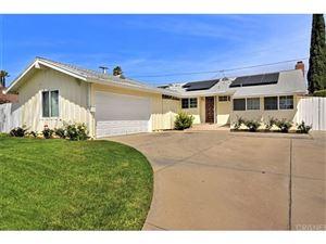 Photo of 21025 BLYTHE Street, Canoga Park, CA 91304 (MLS # SR18080529)