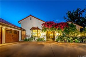 Photo of 23715 PARK ANTIGUA, Calabasas, CA 91302 (MLS # SR19182529)