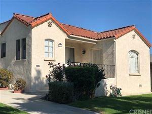Photo of 212 South BRIGHTON Street, Burbank, CA 91506 (MLS # SR19210530)