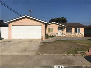 Photo of 3314 South South G Street, Oxnard, CA 93033 (MLS # 218010531)