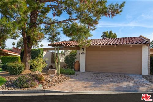 Photo of 1256 PRIMAVERA Drive, Palm Springs, CA 92264 (MLS # 19533532)