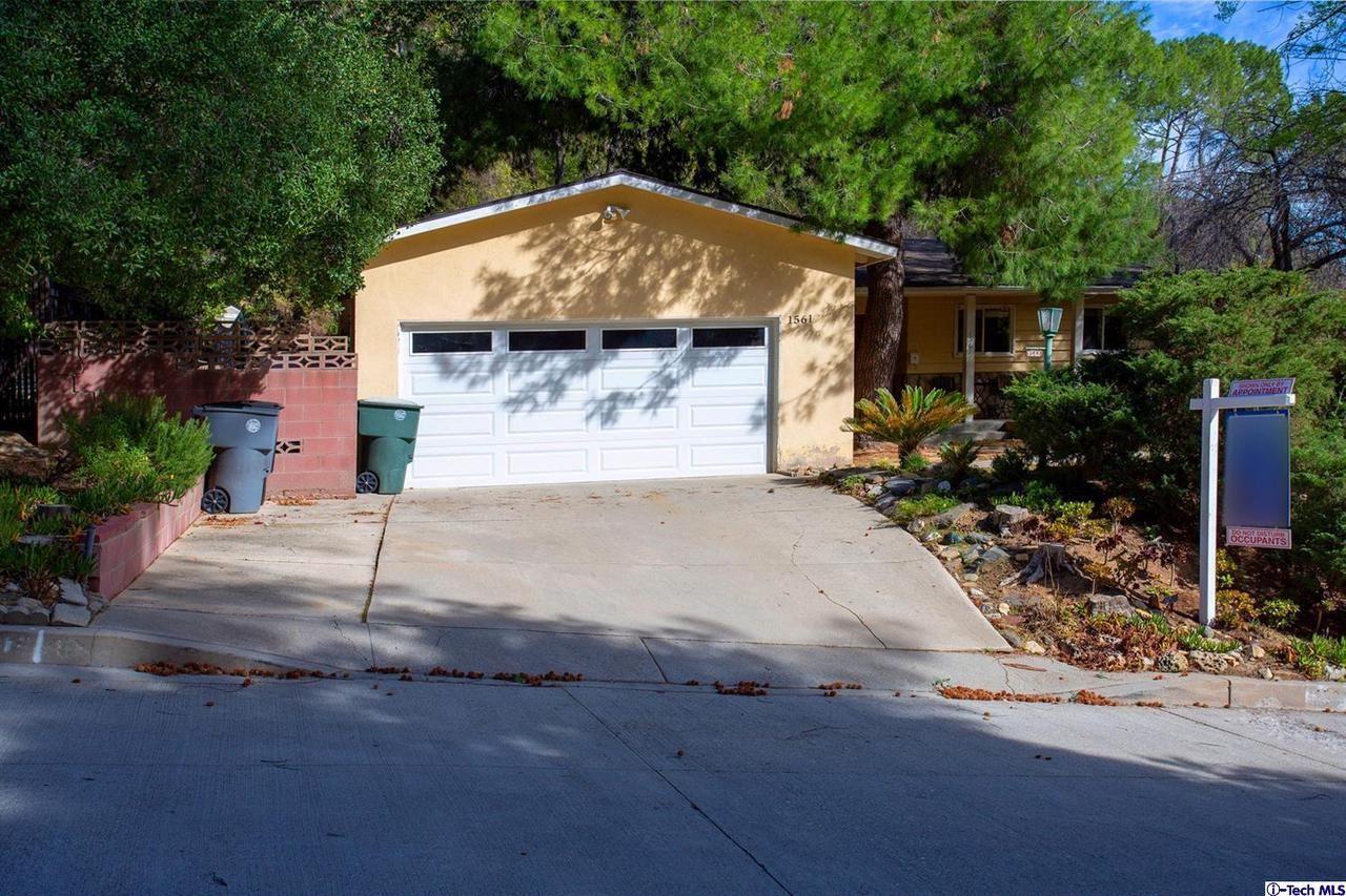 Photo of 1561 SHERIDAN Road, Glendale, CA 91206 (MLS # 320000532)