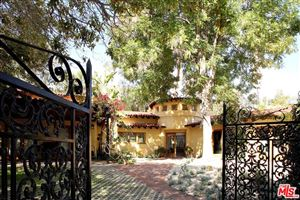 Photo of 211 VANCE Street, Pacific Palisades, CA 90272 (MLS # 18331534)