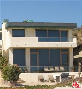Photo of 31232 BROAD BEACH Road, Malibu, CA 90265 (MLS # 19478536)