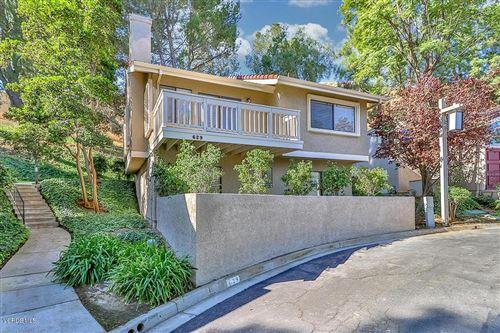 Photo of 629 CALLE ARAGON, Oak Park, CA 91377 (MLS # 219012536)