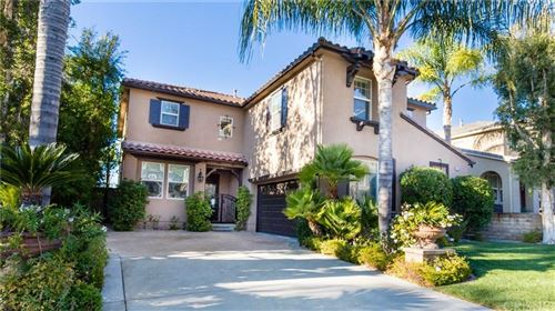 Photo of 29109 GARNET CANYON Drive, Saugus, CA 91390 (MLS # SR20011536)