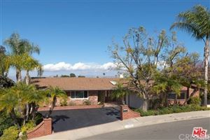 Photo of 15671 ROYAL RIDGE Road, Sherman Oaks, CA 91403 (MLS # SR18146537)