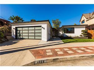 Photo of 1665 ANGELUS Avenue, Silver Lake , CA 90026 (MLS # SR19040537)
