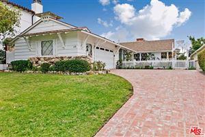 Photo of 630 North LAS CASAS Avenue, Pacific Palisades, CA 90272 (MLS # 18415538)