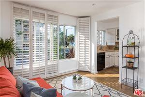 Photo of 757 OCEAN Avenue #104, Santa Monica, CA 90402 (MLS # 19424540)