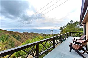 Photo of 4355 OCEAN VIEW Drive, Malibu, CA 90265 (MLS # 219012541)