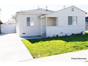Photo of 5134 West 133RD Street, Hawthorne, CA 90250 (MLS # SR19014541)