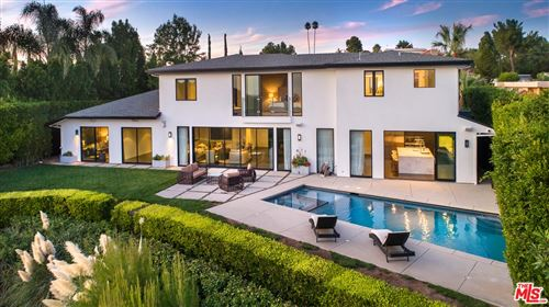 Photo of 2187 SUMMITRIDGE Drive, Beverly Hills, CA 90210 (MLS # 19520542)