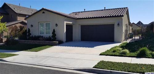 Photo of 12890 MAMMOTH PEAK Drive, Moorpark, CA 93021 (MLS # 320000542)