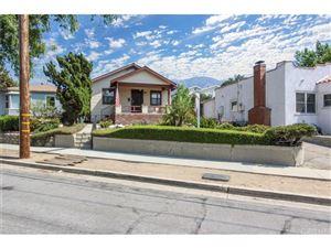 Photo of 3233 COMMUNITY Avenue, Glendale, CA 91214 (MLS # SR18192542)