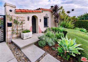 Photo of 126 South GARDNER Street, Los Angeles , CA 90036 (MLS # 18320544)