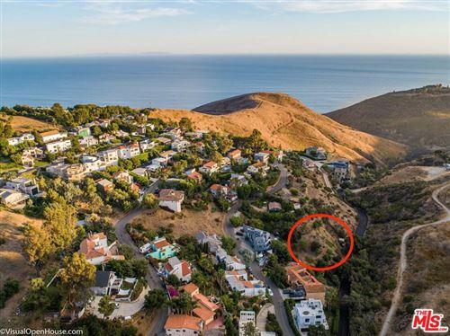 Photo of 0 SEQUIT DRIVE, Malibu, CA 90265 (MLS # 19504548)