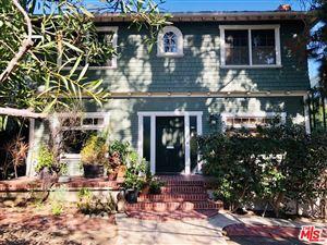 Photo of 1728 North SIERRA BONITA Avenue, Los Angeles , CA 90046 (MLS # 19511548)