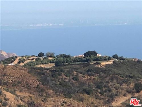 Photo of 0 BORNA, Malibu, CA 90265 (MLS # 19513548)