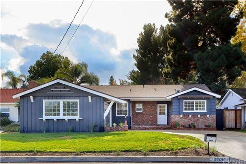 Photo of 23240 MARIANO Street, Woodland Hills, CA 91367 (MLS # SR19276549)