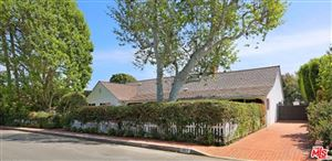 Photo of 1207 VILLA WOODS Drive, Pacific Palisades, CA 90272 (MLS # 18337550)