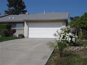 Photo of 15059 MARQUETTE Street, Moorpark, CA 93021 (MLS # 219005550)