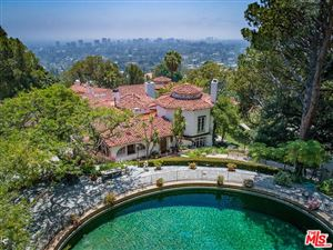 Photo of 1500 SEABRIGHT Place, Beverly Hills, CA 90210 (MLS # 18365552)