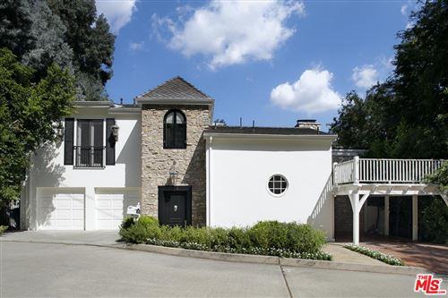 Photo of 1740 LA FONTAINE Court, Beverly Hills, CA 90210 (MLS # 19527552)