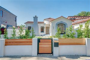 Photo of 609 North CRESCENT HEIGHTS Boulevard, Los Angeles , CA 90048 (MLS # 319000553)