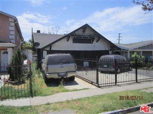 Photo of 366 East 57TH Street, Los Angeles , CA 90011 (MLS # 18367554)