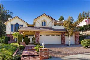 Photo of 6081 LAKE LINDERO Drive, Agoura Hills, CA 91301 (MLS # 218003554)