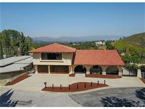 Tiny photo for 4660 BURGUNDY Road, Woodland Hills, CA 91364 (MLS # SR18084556)