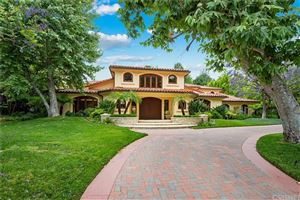 Photo of 6005 WILLIAM BENT Road, Hidden Hills, CA 91302 (MLS # SR19192556)