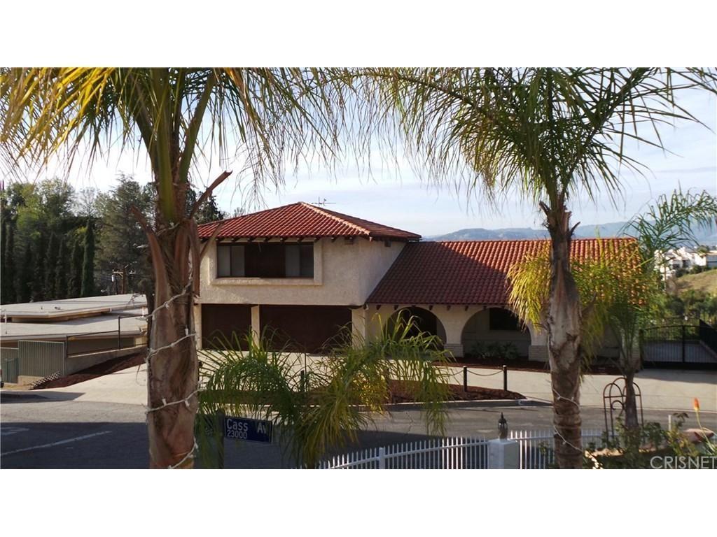 Photo for 4660 BURGUNDY Road, Woodland Hills, CA 91364 (MLS # SR18084556)
