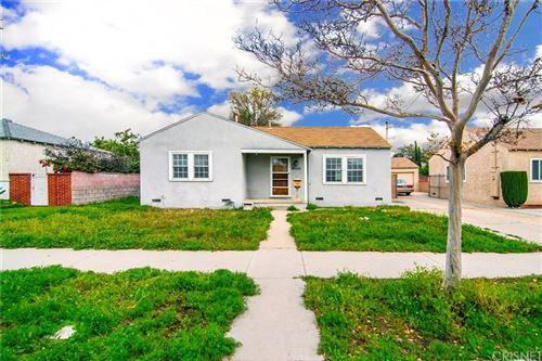 Photo of 10517 LANARK Street, Sun Valley, CA 91352 (MLS # SR20061557)