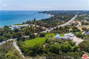 Photo of 27715 PACIFIC COAST Highway, Malibu, CA 90265 (MLS # 18389558)