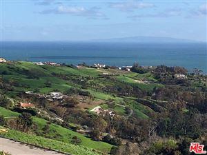 Photo of 0 KANAN DUME, Malibu, CA 90265 (MLS # 19431558)
