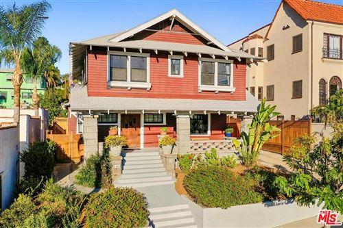 Photo of 1443 BELLEVUE Avenue, Los Angeles , CA 90026 (MLS # 20541558)