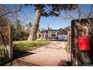 Photo of 11739 HORTENSE Street, Valley Village, CA 91607 (MLS # SR18050558)
