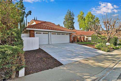 Photo of 28808 COLINA VISTA Street, Agoura Hills, CA 91301 (MLS # SR20043558)