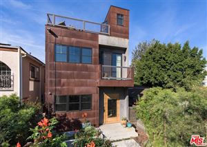 Tiny photo for 843 DICKSON Street, Venice, CA 90292 (MLS # 18300560)